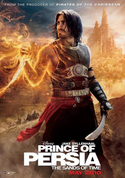 Nieuwe posters Prince of Persia