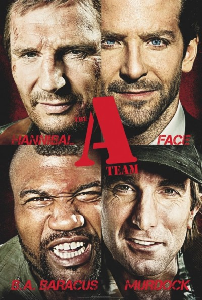 The A-Team trailer #2!