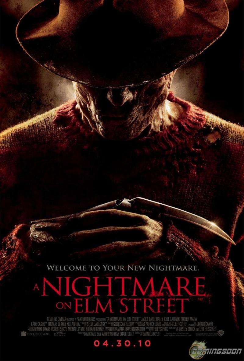 Trailer Nightmare on Elm Street (aanrader)