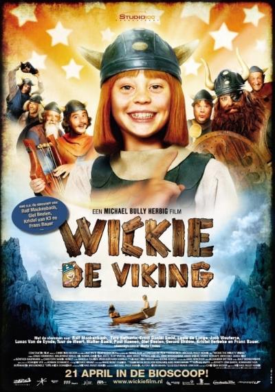 Wickie de Viking avontuurverhaal trailer