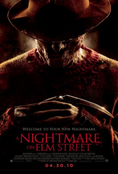 Filmposter A Nightmare On Elm Street