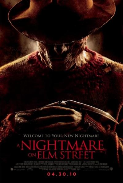 Filmposter A Nightmare On Elm Street