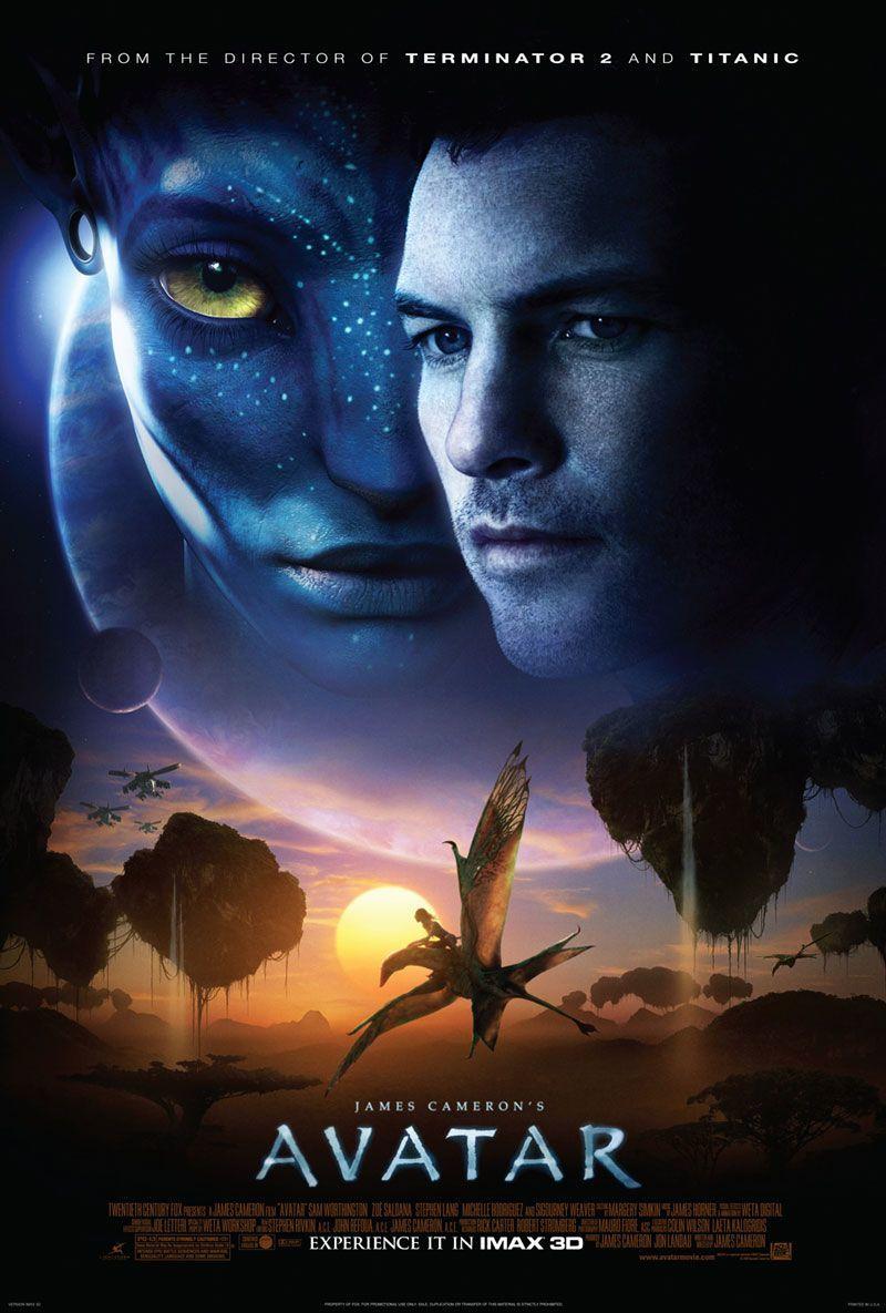 Nieuwe Avatar clip & poster