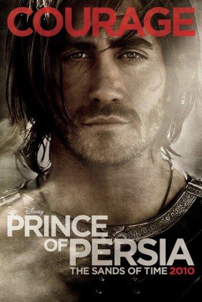 Nieuwe Prince of Persia Poster