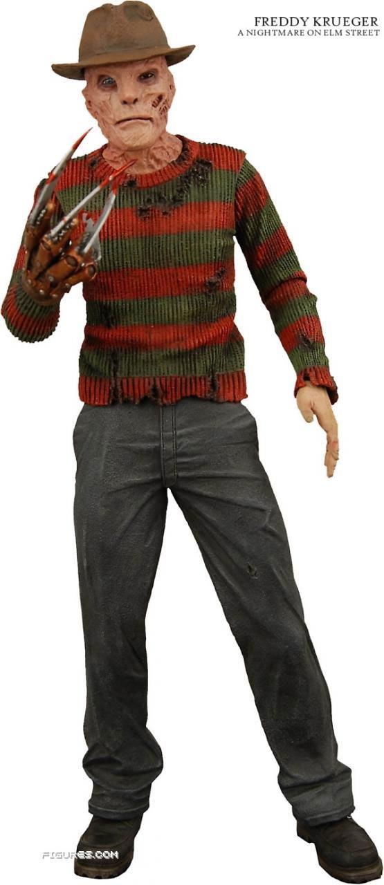Nieuwe Freddy Krueger look