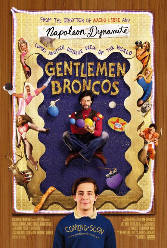 Eerste trailer - Gentlemen Broncos