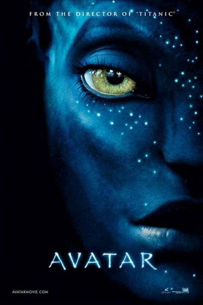 Nieuwe poster Avatar