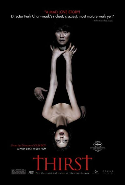 Bakjwi / Thirst Red Band trailer & poster