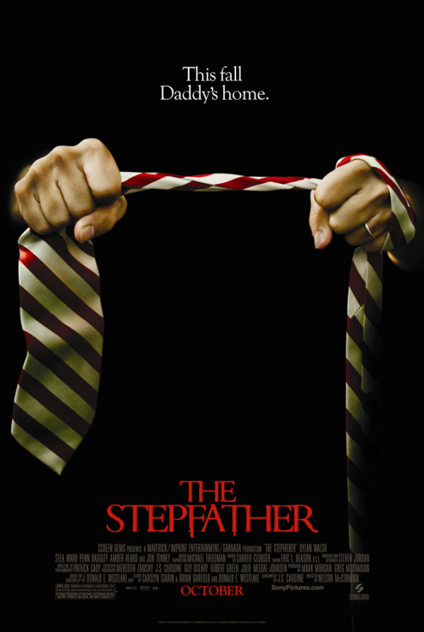 The Stepfather trailer & poster
