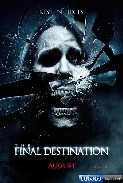 Eerste poster Final Destination 4