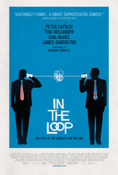 Filmposter In the Loop