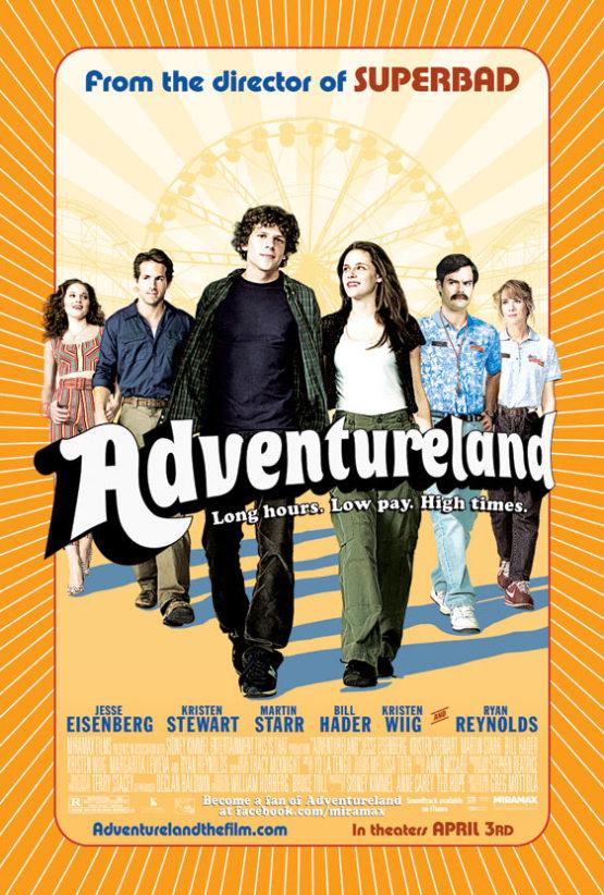 Nieuwe poster Adventureland