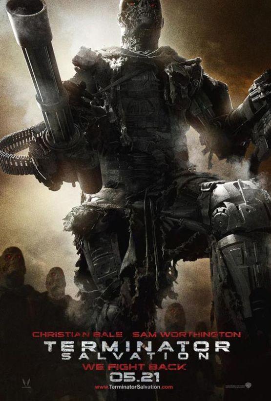 Nieuwe poster Terminator Salvation