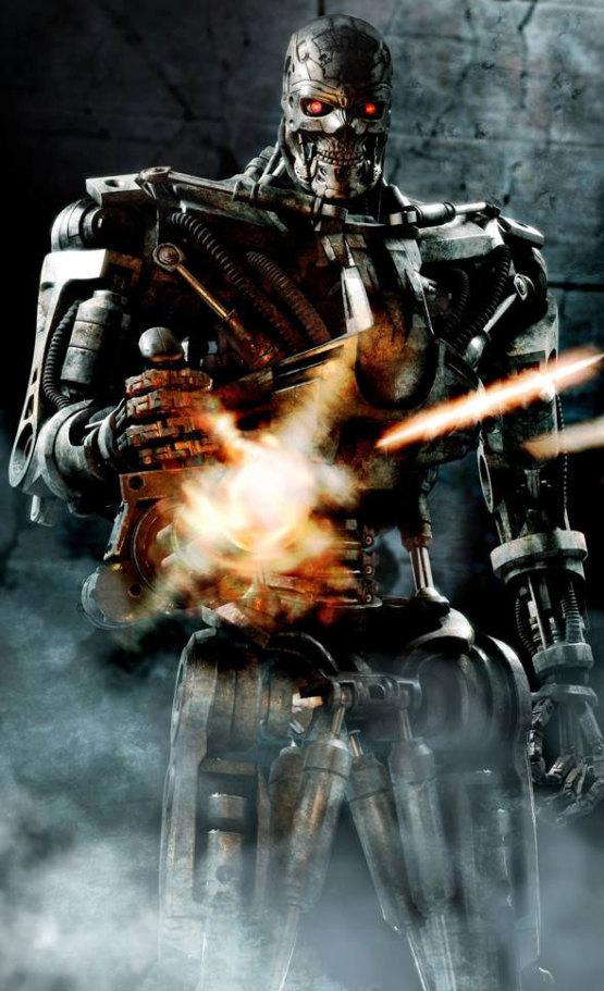 Foto T-600 uit Terminator Salvation