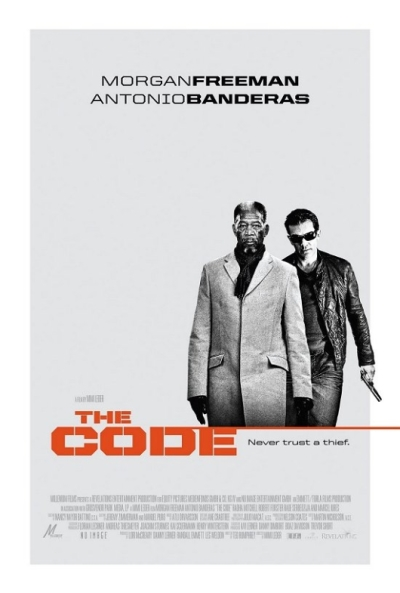 The Code poster + trailer