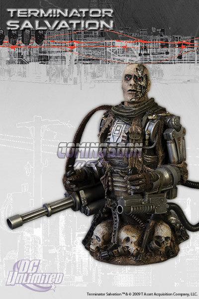 Terminator Salvation op je buro?