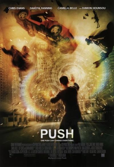 Nieuwe Push poster