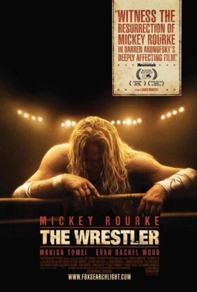 The Wrestler posters
