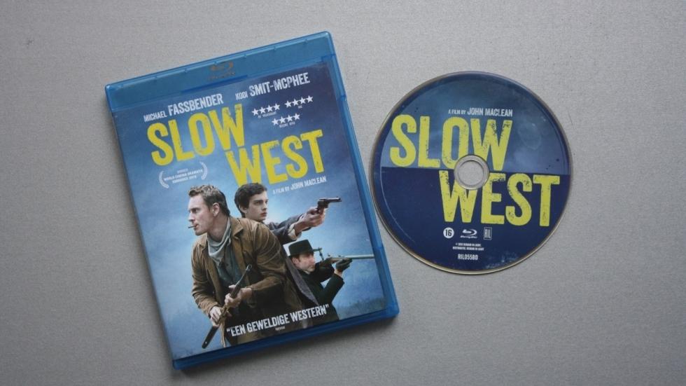 Blu-ray recensie: 'Slow West'