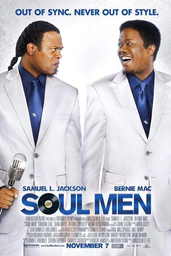 Poster Soul Men (Bernie Mac)