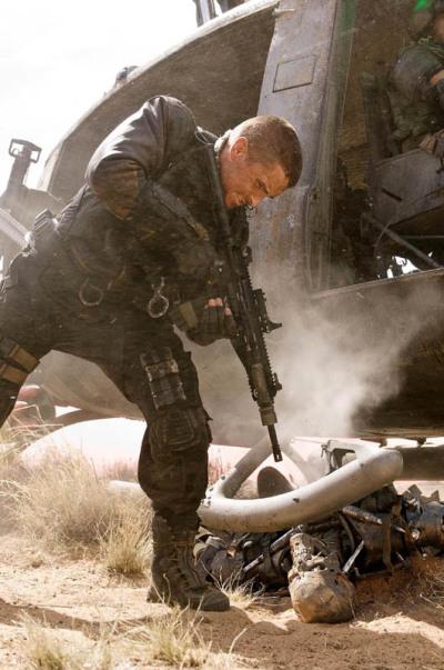 Nieuwe Terminator 4 afbeelding