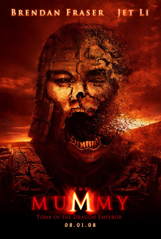 The Mummy 3 updates