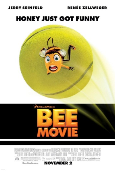 Nieuwe poster Bee Movie