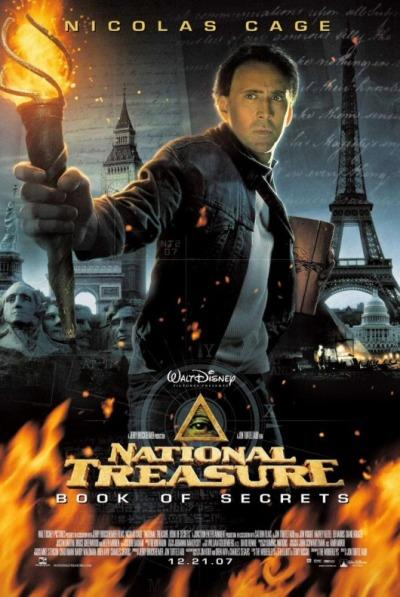 Poster National Treasure 2