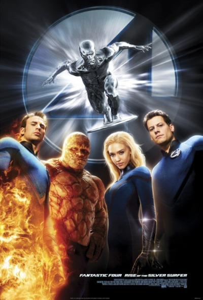 Poster Fantastic Four 2