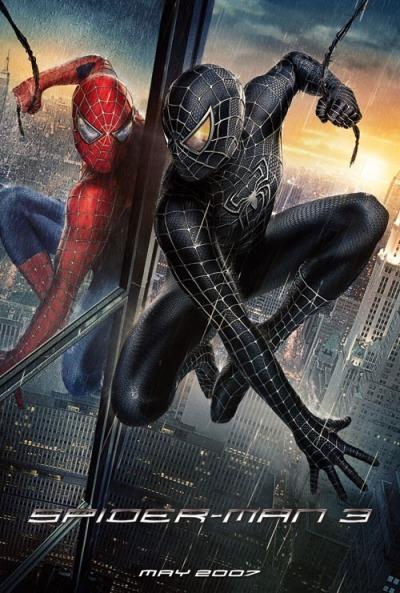 Nieuwe poster Spider-Man 3