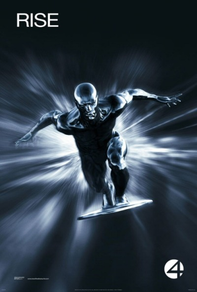 Tv-clip en poster Fantastic Four 2