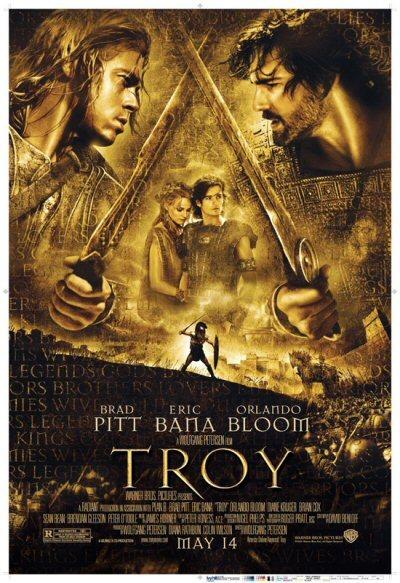 Nieuwe poster Troy