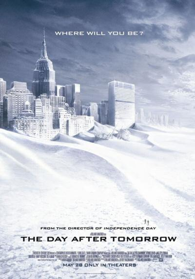 Poster en trailer The Day After Tomorrow