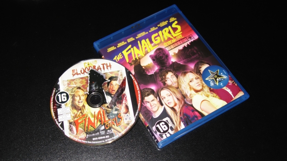 Blu-Ray Review: The Final Girls