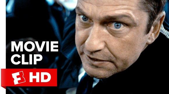 London Has Fallen Movie CLIP - Drive