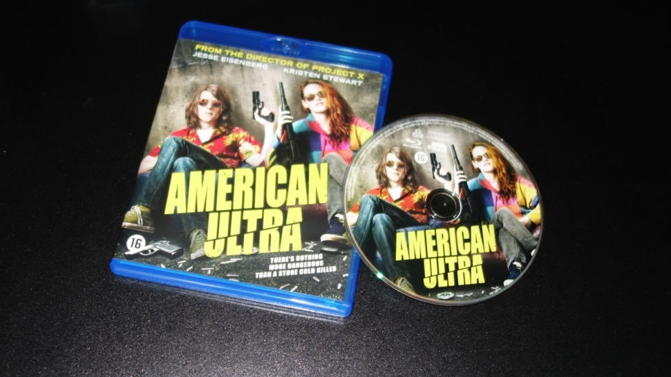 Blu-Ray Review: American Ultra
