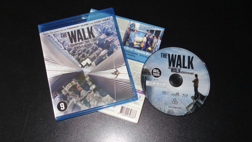 Blu-Ray Review: The Walk