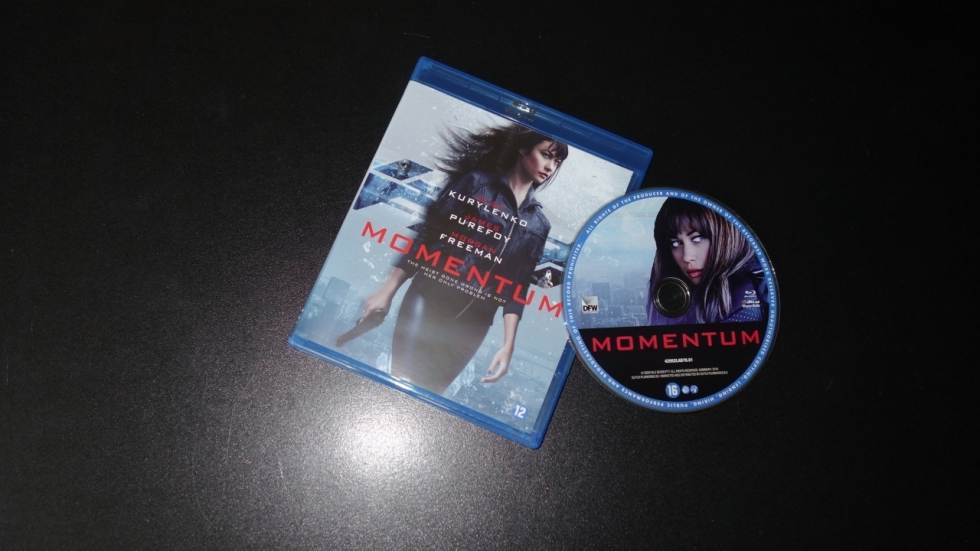 Blu-Ray Review: Momentum