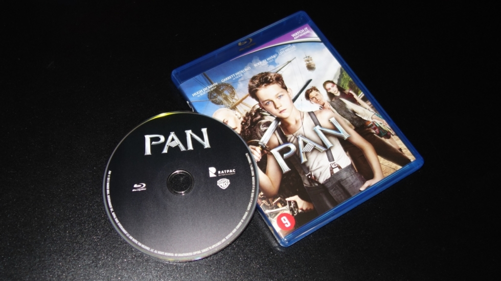 Blu-Ray Review: Pan