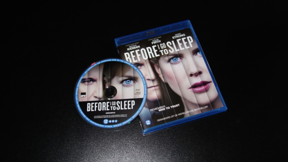 Blu-Ray Review: Before I Go To Sleep