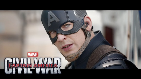 Captain America: Civil War - Official Trailer 2