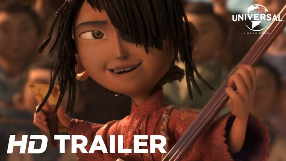 Kubo And The Two Strings - ondertitelde trailer 1
