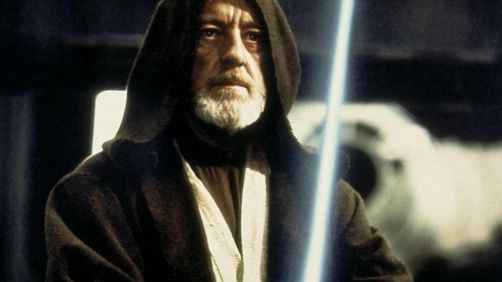 Alec Guinness vond dialoog 'Star Wars' rommel