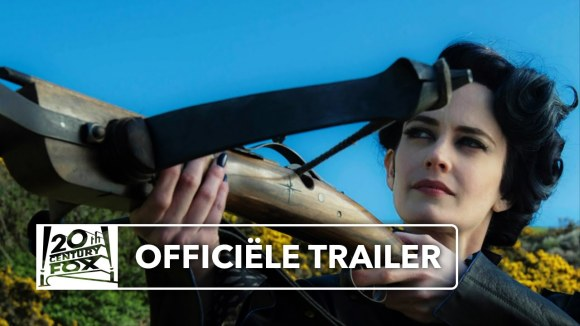 Miss Peregrine's Home for Peculiar Children - Official Trailer 1