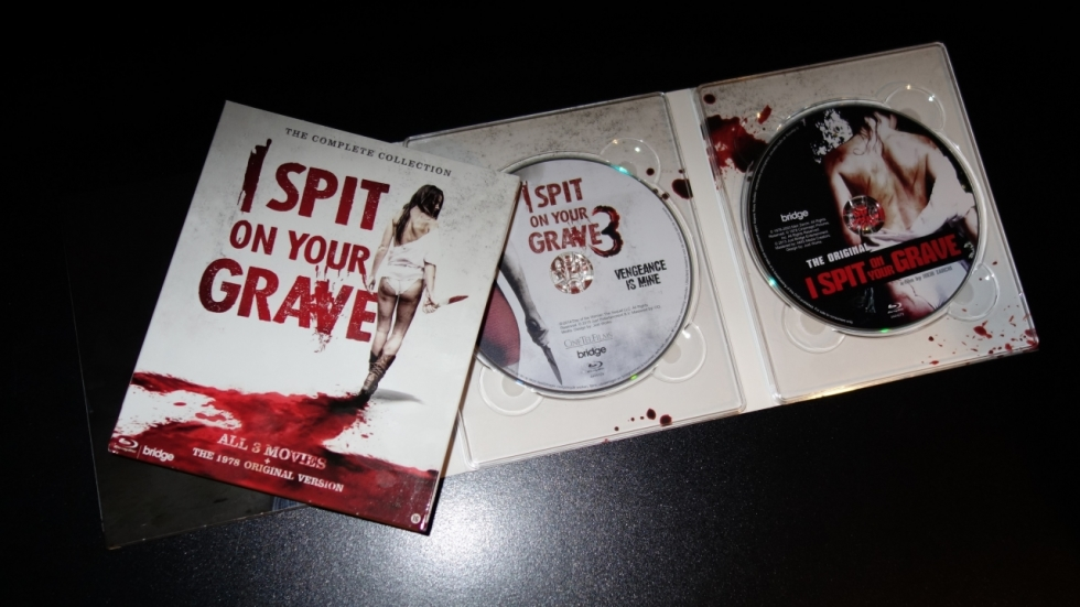 Blu-Ray Review: I Spit on Your Grave