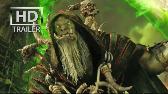 Warcraft - it has begun trailer 3