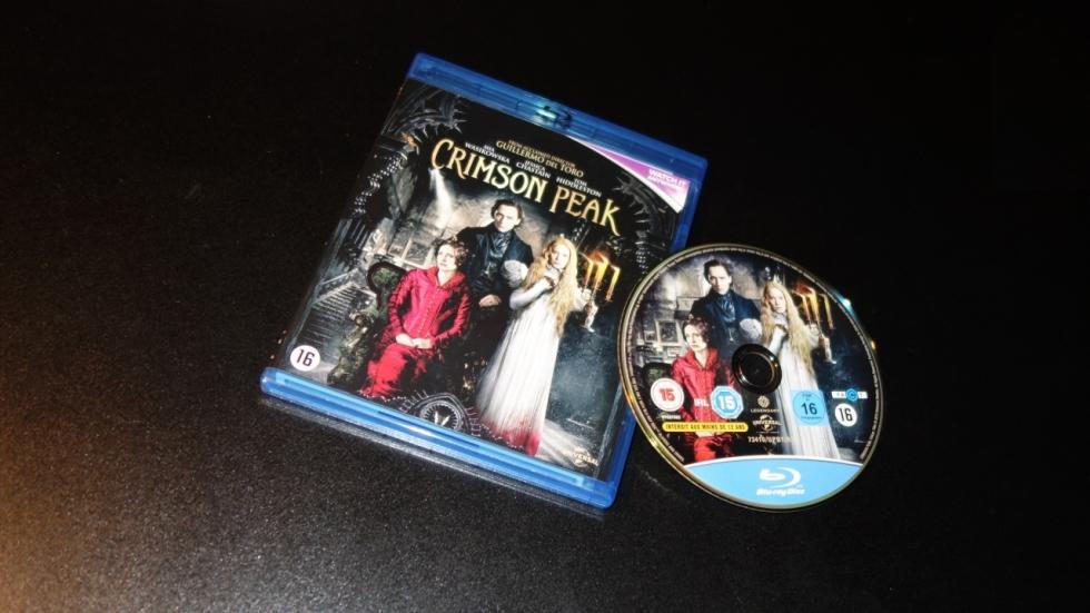 Blu-Ray Review: Crimson Peak