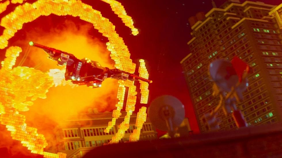 Eerste beelden 'LEGO: Batman'-film