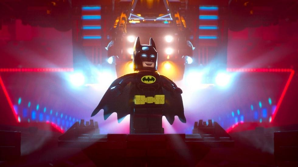 Teaser trailer 'The LEGO Batman Movie'!
