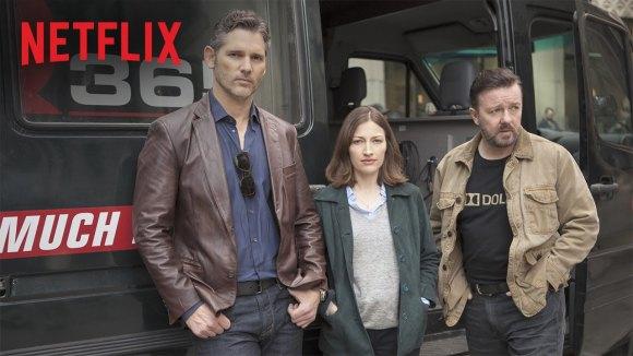 Trailer Netflix-komedie 'Special Correspondents'